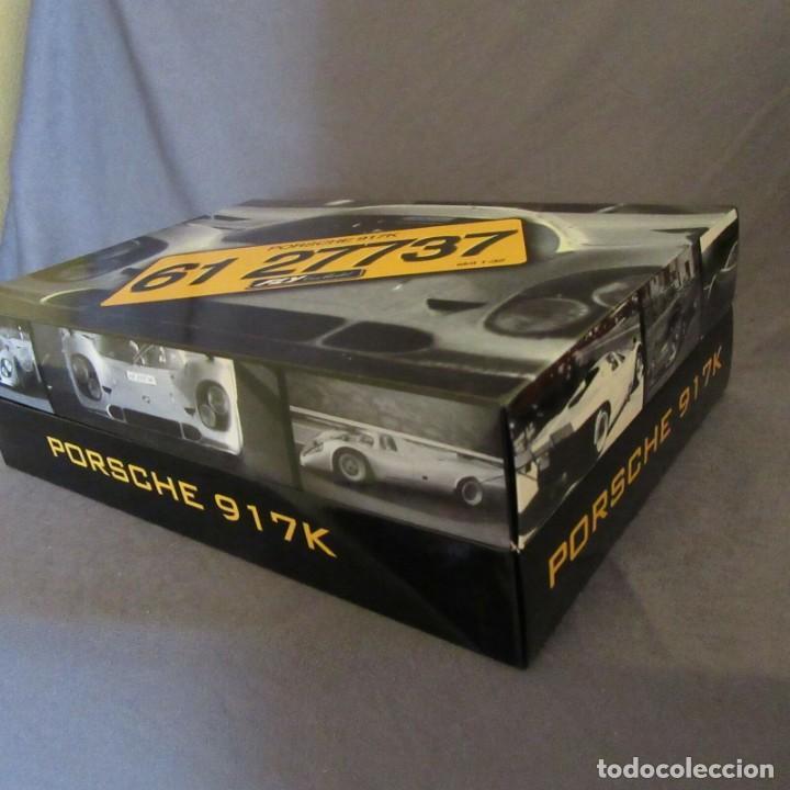 Slot Cars: FLY 96055 S-81 PORSCHE 917K Conde Rossi road car - Foto 6 - 194163885