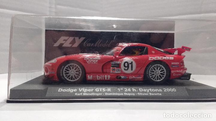 SLOT DODGE VIPER GTS R ESCALA 1:32 (Juguetes - Slot Cars - Fly)