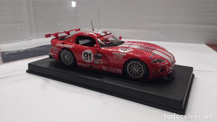 Slot Cars: SLOT DODGE VIPER GTS R ESCALA 1:32 - Foto 4 - 194240692