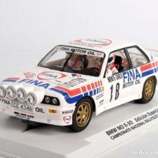 Slot Cars: BMW M3 E-30. ED ESPECIAL CAMPEONATO NACIONAL RALLYSLOT 2007. FLY. NUEVO. Lote 194354142