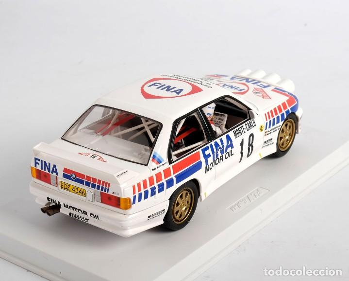 Slot Cars: BMW M3 E-30. ED ESPECIAL CAMPEONATO NACIONAL RALLYSLOT 2007. FLY. NUEVO - Foto 5 - 194354142