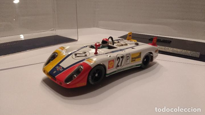 Slot Cars: SLOT PORSCHE 908 FLUNDER LH LEMANS 1970 ESCALA 1:32 - Foto 2 - 194512422