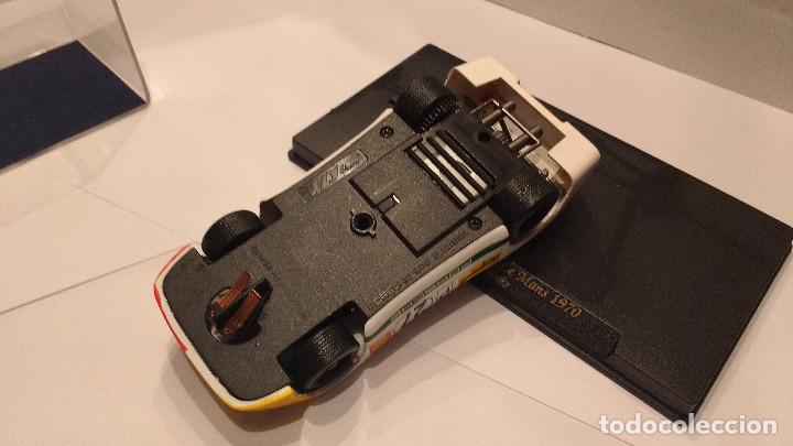 Slot Cars: SLOT PORSCHE 908 FLUNDER LH LEMANS 1970 ESCALA 1:32 - Foto 4 - 194512422