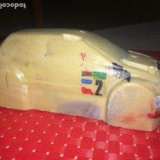 Slot Cars: MOLDE RESINA DEL OPEL CORSA SUPER 1600 - SLOTER. Lote 194584848