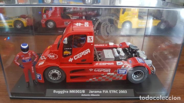 BUGGYRA MK002/B JARAMA FIA ETRC 2003 (Juguetes - Slot Cars - Fly)