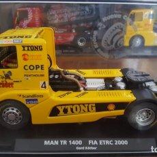 Slot Cars: MAN TR 1400 FIA ETRC 2000 GERD KORBER FLY. Lote 194736748