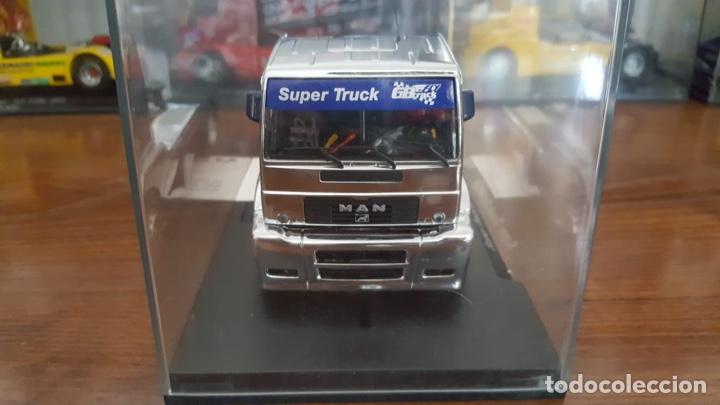 Slot Cars: Súper truck cromo III MAN TR1400 Fly - Foto 4 - 194740181
