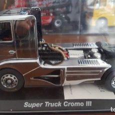 Slot Cars: SÚPER TRUCK CROMO III MAN TR1400 FLY. Lote 194740181