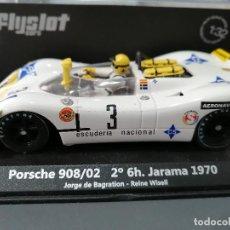 Slot Cars: OFERTA - PORSCHE 908/2 JARAMA 70 DE JORGE DE BAGRATION DE FLYSLOT. Lote 194777458