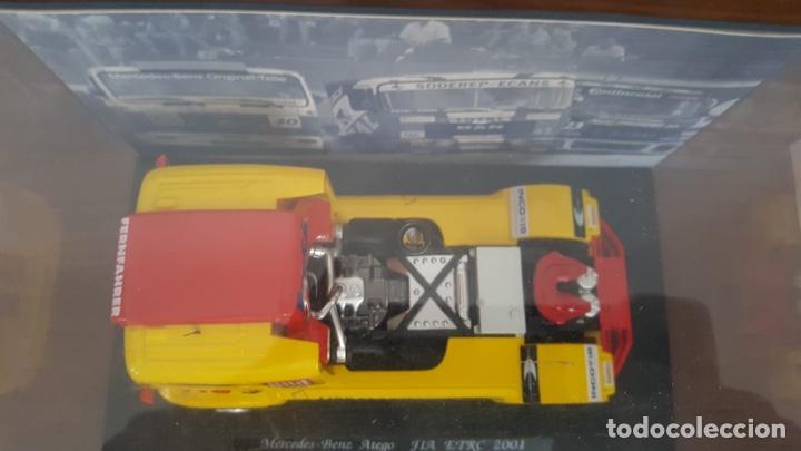 Slot Cars: Mercedes benz Atego FIA ETRC 2001 ROLAND REHFELD Fly - Foto 4 - 194900192