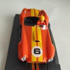 Slot Cars: REPROTEC AC COBRA. Lote 195014173