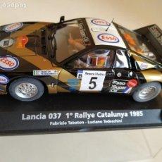 Slot Cars: LANCIA 037. Lote 195022447