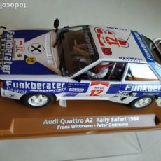 Slot Cars: AUDI QUATRO A2. Lote 195023051