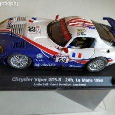 Slot Cars: VIPER GTS-R. Lote 195023365