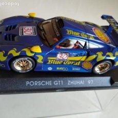 Slot Cars: PORSCHE GT1. Lote 195023652