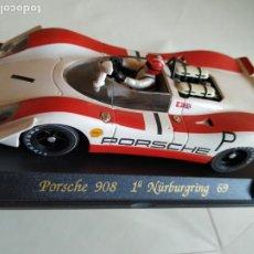 Slot Cars: PORSCHE 908. Lote 195024270
