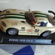 Slot Cars: VIPER GTS-R. Lote 195024442