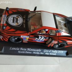 Slot Cars: LANCIA BETA MONTECARLO. Lote 195025218