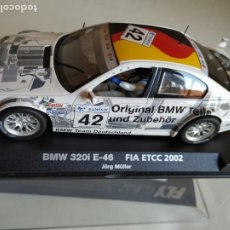 Slot Cars: BMW 320I E-46. Lote 195030271