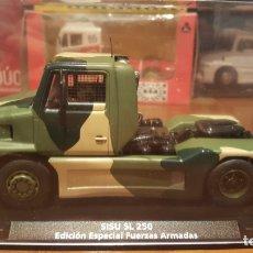 Slot Cars: SISU 250 EDICIÓN ESPECIAL FUERZAS ARMADAS FLY. Lote 195054735