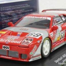 Slot Cars: FLY 8827 VENTURI 400 GTR 24H LE MANS 1994. Lote 183848623