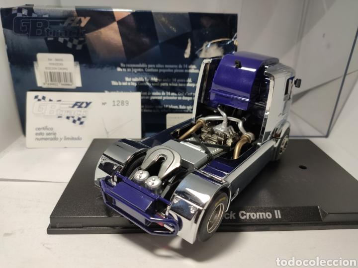 Slot Cars: FLY MERCEDES SUPER TRUCK CROMO II EDICIÓN LIMITADA REF. 96008 - Foto 3 - 195514992