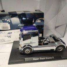 Slot Cars: FLY MERCEDES SUPER TRUCK CROMO II EDICIÓN LIMITADA REF. 96008. Lote 195514992