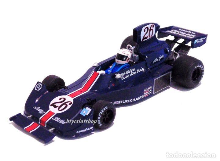Slot Cars: FLY HESKETH 308 #26 GP MONACO 1975 ALAN JONES A2007 - Foto 2 - 206569077
