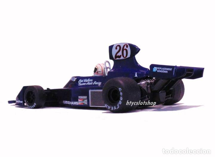 Slot Cars: FLY HESKETH 308 #26 GP MONACO 1975 ALAN JONES A2007 - Foto 7 - 206569077