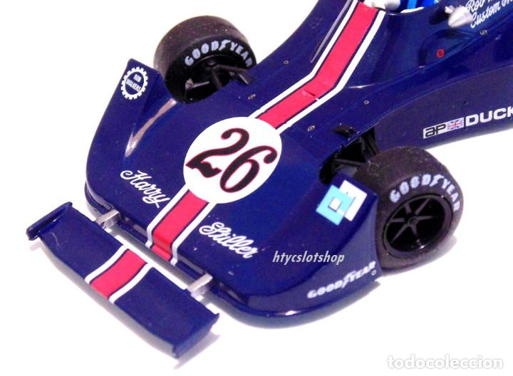 Slot Cars: FLY HESKETH 308 #26 GP MONACO 1975 ALAN JONES A2007 - Foto 8 - 206569077