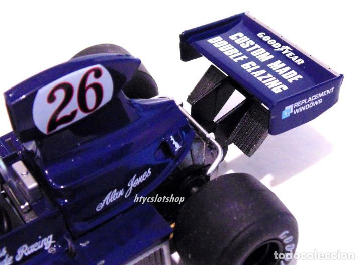 Slot Cars: FLY HESKETH 308 #26 GP MONACO 1975 ALAN JONES A2007 - Foto 11 - 206569077