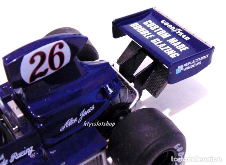Slot Cars: FLY HESKETH 308 #26 GP MONACO 1975 ALAN JONES A2007 - Foto 11 - 206569077