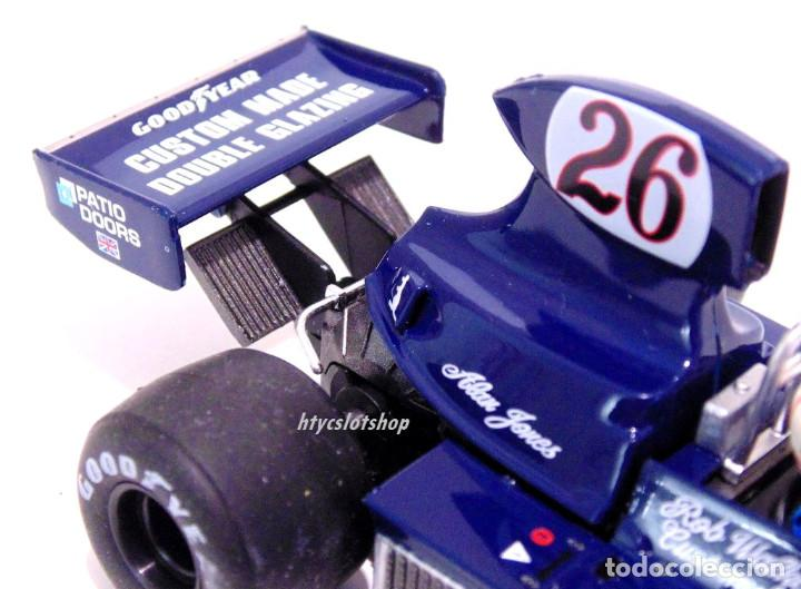 Slot Cars: FLY HESKETH 308 #26 GP MONACO 1975 ALAN JONES A2007 - Foto 12 - 206569077