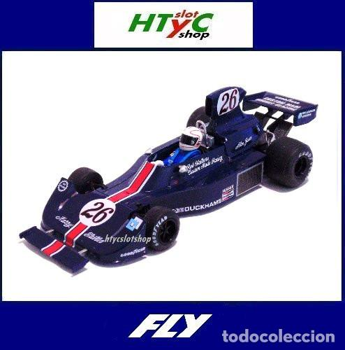 FLY HESKETH 308 #26 GP MONACO 1975 ALAN JONES A2007 (Juguetes - Slot Cars - Fly)