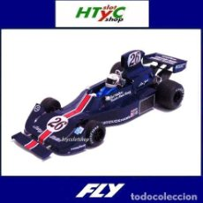 Slot Cars: FLY HESKETH 308 #26 GP MONACO 1975 ALAN JONES A2007. Lote 195553906