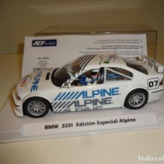 Slot Cars: FLY. BMW 320I. ED. ESP. ALPINE. REF. 99078. Lote 195990782
