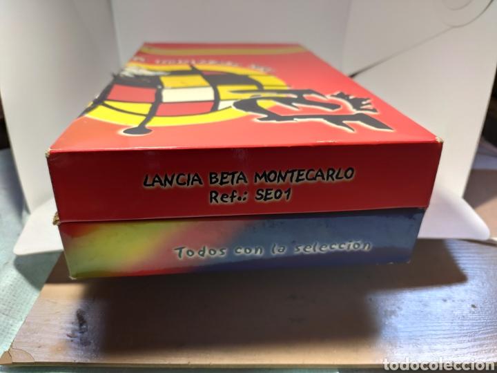 Slot Cars: FLY LANCIA BETA MONTECARLO EDICIÓN LIMITADA REF. SE01 - Foto 4 - 196094787