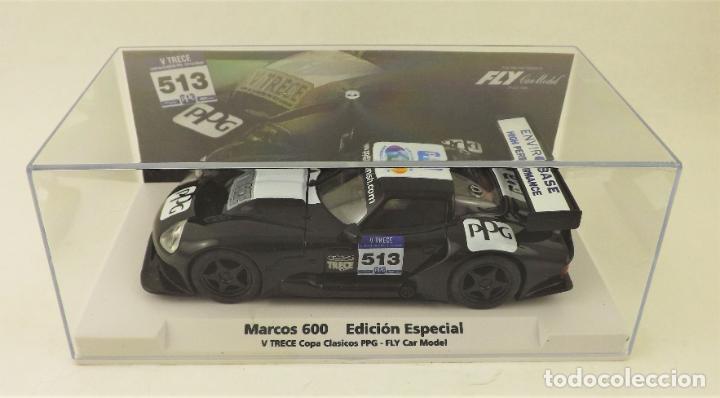 Slot Cars: Slot Fly 99070 Marcos LM 600 Ed. Especial TRECE - Foto 5 - 197093585