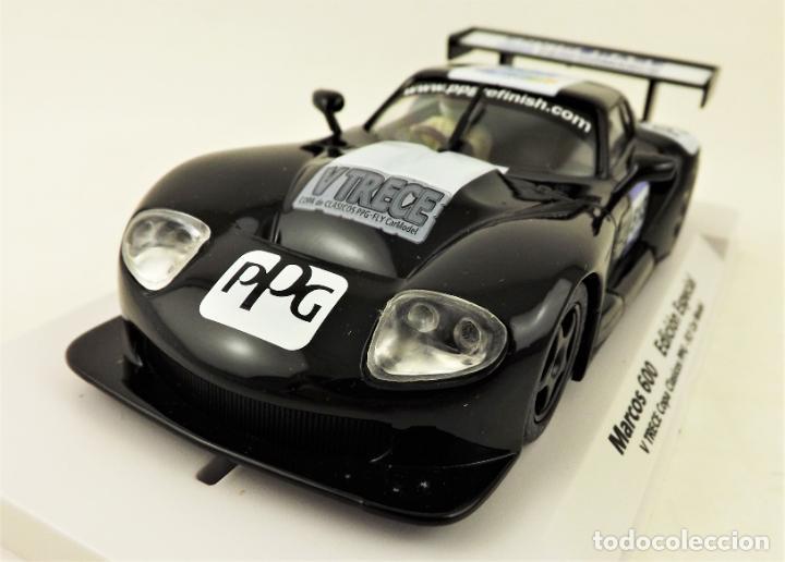 SLOT FLY 99070 MARCOS LM 600 ED. ESPECIAL TRECE (Juguetes - Slot Cars - Fly)