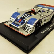 Slot Cars: SLOT FLY 88199 PORSCHE 917/10 INTERSERIE. Lote 197120672