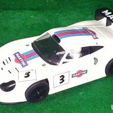 Slot Cars: LOTE SLOT CAR - COCHE FLY EDICION LIMITADA - PORSCHE GT1 EVO - MADE IN SPAIN. Lote 197226260