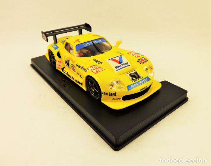 SLOT FLY MARCOS 600 LE MANS 96 (Juguetes - Slot Cars - Fly)