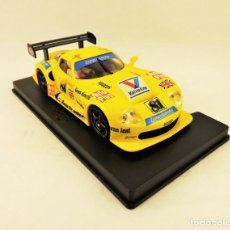 Slot Cars: SLOT FLY MARCOS 600 LE MANS 96. Lote 197485146