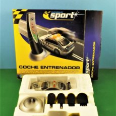 Slot Cars: SUPERSLOT COCHE ENTRENADOR (SAFETY CAR). Lote 209211150