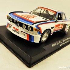 Slot Cars: SLOT FLY 88198 BMW 3.5 CSL DAYTONA 1976. Lote 198652633