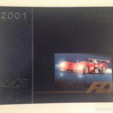 Slot Cars: SLOT, CATALOGO FLY 2001. Lote 198823893