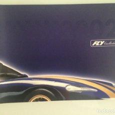 Slot Cars: SLOT, CATALOGO FLY 2002. Lote 198824060