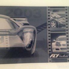 Slot Cars: SLOT, CATALOGO FLY 2003. Lote 198824096