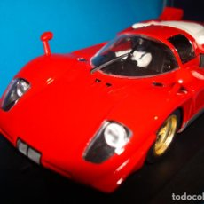 Slot Cars: FLY FERRARI 512 S BERLINETTA CALCAS DECALS C24 SLOT CAR 1:32 NUEVO. Lote 199212518
