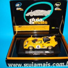 Slot Cars: FLY FERRARI 512 S BERLINETTA T6 GUIA MAIS SLOT CAR 1:32 EDICIÓN LIMITADA RARO. Lote 199212706